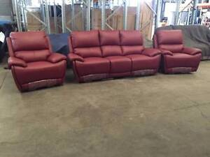 TOP QUALITY LEATHER LOUNGES AT UNBEATABLE PRICES Rocklea Brisbane South West Preview