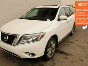 2014 Nissan Pathfinder Platinum 4dr 4x4 TOP MODEL WITH EVERY OPT