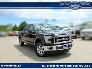 2016 Ford F-150 XLT SUPER CREW 5.0L TOW PKGE 6.5' BOX