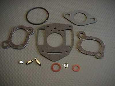 Replaces John Deere Onan P 216 218 220 Nikki Carburetor  Kit  With Intake Gskts