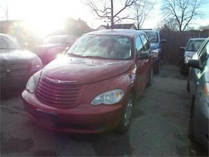 2009 Chrysler PT Cruiser LX AS TRADED AS-IS RUNS AND DRIVES