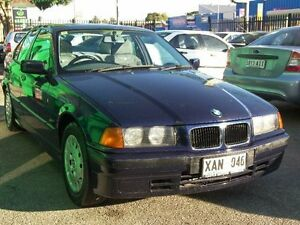1997 BMW 318I E36 Blue Automatic Sedan Nailsworth Prospect Area Preview