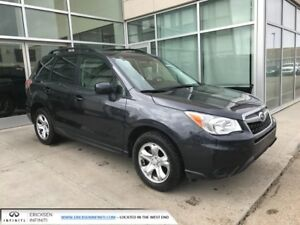 2015 Subaru Forester 2.5i/ALL WHEEL DRIVE/HEATED SEATS/BACK UP C