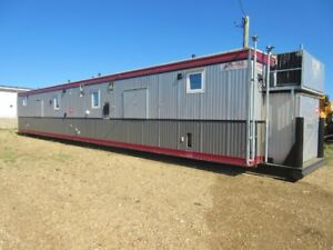 5 Well-Site Trailers - For Sale or Rent