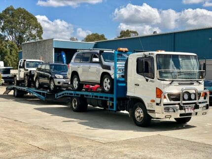 2006 Hino FD White Tray Truck East Brisbane Brisbane South East Preview
