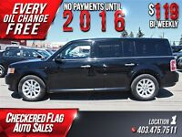 2009 Ford Flex SEL W/ Heated Leather-DVD-AWD