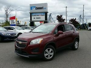 2015 Chevrolet Trax ONLY $19 DOWN $68/WKLY!!