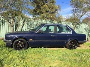 1987 BMW 3 Sedan Chisholm Tuggeranong Preview
