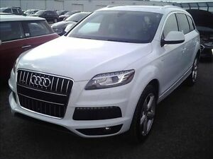 2014 Audi Q7 3.0T NAVIGATION/PANO/BACK-UP CAMERA SUV