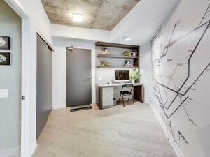 East Side Modern 2 Bedroom Plus Den With Large Balcony