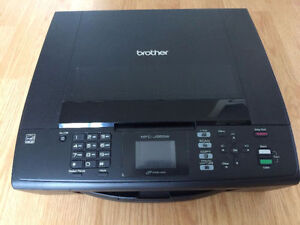 Brother MFC-J265W All-in-One Printer With Fax & Wireless