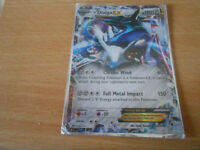 Dialga EX pokemon gaming card