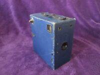 ENSIGN E29 BLUE FINISH BOX CAMERA
