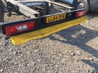 transit lights, step and frame will fit most chassis cab! great value!