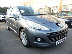 PEUGEOT 207 1.6 SPORT 3d 120 BHP NOW REDUCED BY £500! (grey) 2010