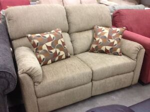 RECLINERS - Made in Calgary! - LOCATION CLOSE-OUT SALE!!