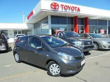 2014 Toyota Yaris NCP130R YR Graphite 4 Speed Automatic Hatchback Belmore Canterbury Area Preview