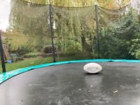 Large 12ft diameter trampoline - Free