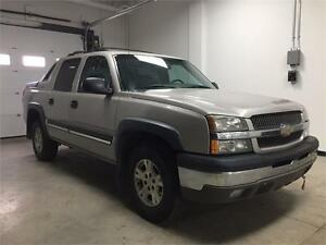 2004Chevy Avalanche,Fresh trade in,starts,runs,drives strong Z71