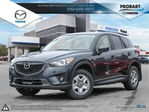 2015 Mazda CX-5 | AWD | Leather | Moonroof | Blindspot Detection