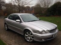 2005 Jaguar X-Type 2.0 Diesel 4dr Long Mot Cheap insurance model 50+ mpg