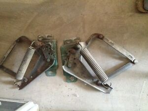 1969 Dodge Coronet Hood hinges REDUCED