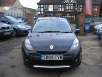 Renault CLIO 1.5 dCi Dynamique 5dr, 2009 model, Long MOT, Cambelt done at 91K