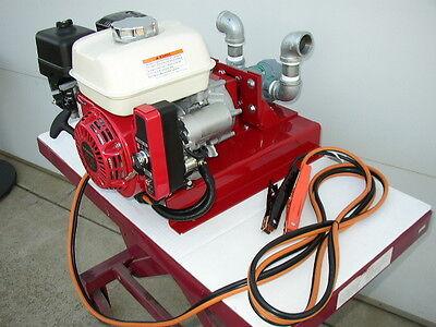 Bulk Oilwaste Oil 38 Gpm Transfer Pumphydraulic Oilbulk Oil Free Shipping