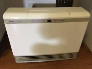 Rinnai Convector Bayonet/Electric Fan Heater