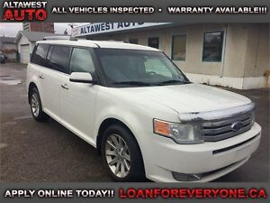 2009 Ford Flex SEL AWD 6 passenger,leather