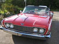 1960 Ford Sun Liner Convetible