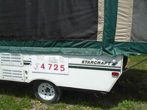 2003 Starcraft 10' White Hardtop Pop Outs London Ontario image 3