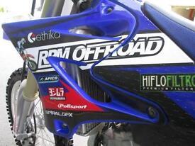 YAMAHA YZ125 2006 MX MOTO CROSS OFF ROAD BIKE @ RPM OFFROAD LTD
