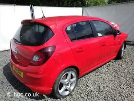 Vauxhall Corsa Sri 1.4 16v 2011 For Breaking
