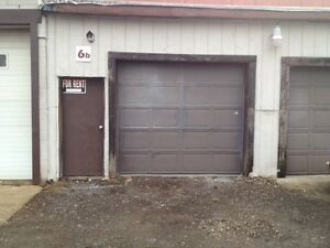 Shop with Storage in Secure Yard