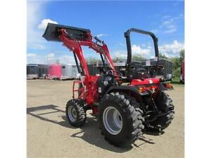 New TYM T354 - 35 HP Ranch Tractor w. ROPS & Front Loader Edmonton Edmonton Area image 10