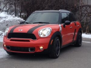 2012 MINI Cooper S Countryman ALL4 - BLUETOOTH TOIT PANORAMIQUE