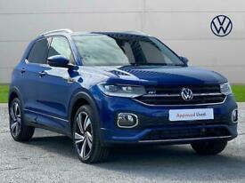 image for 2021 Volkswagen T-Cross 1.0 Tsi 115 R-Line 5Dr Estate Petrol Manual