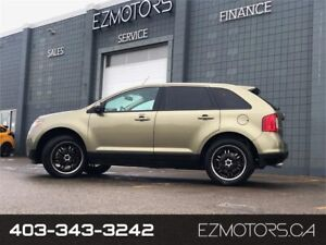 2012 Ford Edge SEL|LIMITED PKG|AWD|1 OWNER|NO ACCIDENTS|