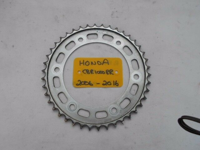 HONDA CBR1000RR REAR SPROCKET 06-16