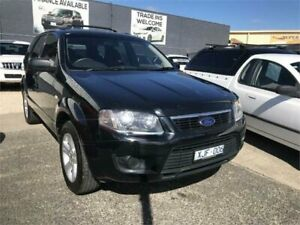2009 Ford Territory SY TX Sports Automatic Wagon Dandenong Greater Dandenong Preview