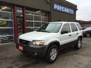 2006 Ford Escape XLT |WE'LL BUY YOUR VEHICLE!! Kitchener / Waterloo Kitchener Area image 1