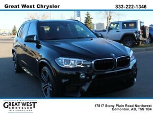 2017 BMW X5 M 4.4 litre V8 Navigation Sunroof Premium Package Ba
