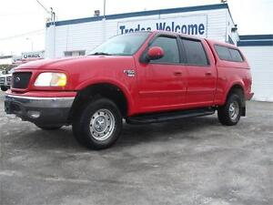 2002 FORD F150 VERY GOOD CLEAN TRUCK !