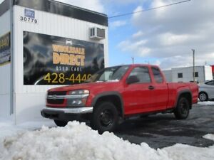 2005 Chevrolet Colorado TRUCK Z85 EXTENDED CAB PICKUP 4-DR RWD 3