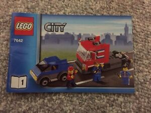 Lego City Garage With Towtruck  and Car Kitchener / Waterloo Kitchener Area image 3