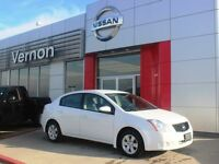 2008 Nissan Sentra S with Value Option Package