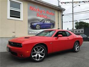 2015 Dodge Challenger SXT Plus, NAVIGATION, BACKUP CAM, 13,000KM