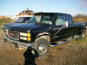 1992 GMC 3500 Dually Truck