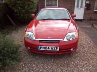 Hyundai Coupe S for sale!!